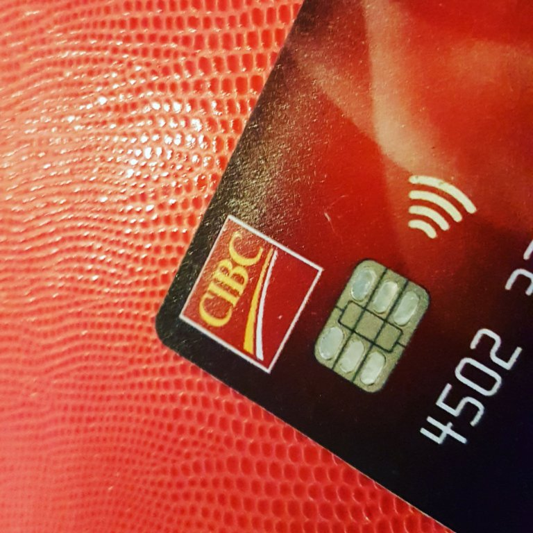 CIBC Visa Card Scam