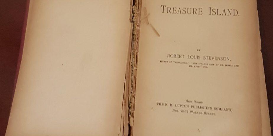 Treasure Island Detail Page